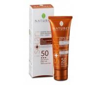 Nature's Крем от солнца для лица и губ SPF-50, 50мл
