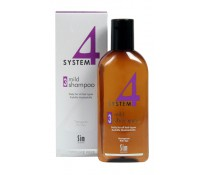Sim Sensitive (System 4) Терапевтический шампунь №3.