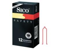 Презервативы Sico SAFETY классические 12 шт.