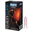 Презервативы VIZIT OVERTURE Dotted с точечным рифлением 12 шт.