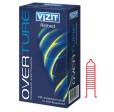 Презервативы VIZIT OVERTURE Ribbed с кольцевым рифлением 12 шт.