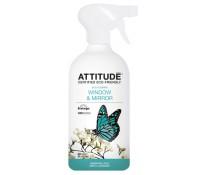 ATTITUDE Экологический Oчиститель для стекол и зеркал 800 мл