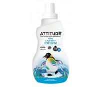 ATTITUDE Экологическое концентрированное гипоалеергенное средство для стирки без запаха, 1040мл