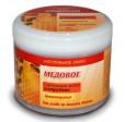 Медовое мыло с гречишным медом и отрубями, 450мл (Ф-42)