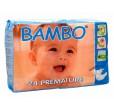 BAMBO Подгузники детские для недоношенных размер 0 (1-3 кг), 24шт