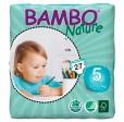 BAMBO Подгузники детские Junior размер 5 (12-22 кг), 27шт