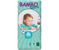 BAMBO Подгузники детские Junior размер 5 (12-22 кг), 54шт эконом упаковка