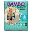 BAMBO Подгузники-трусики детские Junior (12-20 кг), 20шт