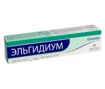 Эльгидиум Сенситив Зубная паста-гель с флуоринолом, 75мл