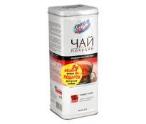 Худеем за неделю Чай Похудин комплексное действие Черный чай, банка 30х2г