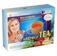 Лептин Холодный фруктовый чай для сжигания жира, пак 15х10г