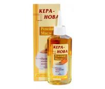 КЕРА-НОВА Репейное масло против выпадения волос, 110мл (Ф-363)