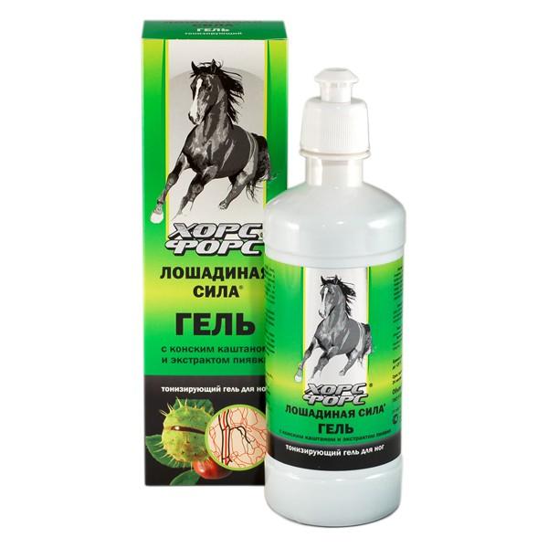 лошадиная сила бальзам гель