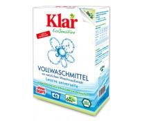 KLAR Универсальный порошок для стирки с экстрактом Мыльного ореха, 2475г