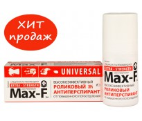 MAX-F NoSweat 30% Антиперспирант универсальный, 50мл
