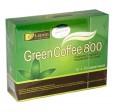 Лептин Зеленый кофе для похудения 1000, пак 18х10г