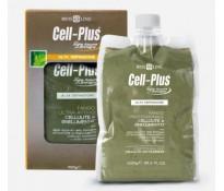CELL-PLUS Грязь с морскими водорослями, против косметических изъянов и локализованного жира, 1000г