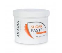 Сахарная паста ARAVIA Professional для депиляции Натуральная мягкой консистенции, 750 г