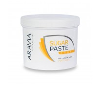 Сахарная паста ARAVIA Professional для депиляции Медовая очень мягкой консистенции, 750 г