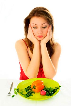 Мифы на тему диет